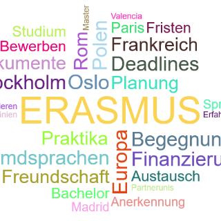 Erasmus stays abroad
