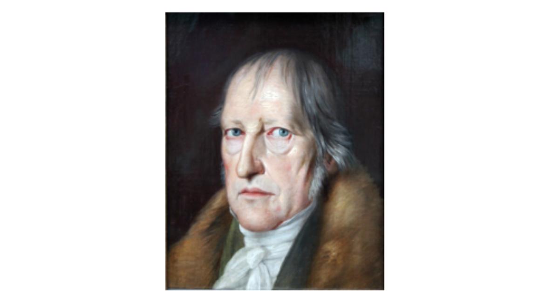 Georg Wilhelm Friedrich Hegel (c) Jakob Schlesinger (1831) / Public Domain / Wikimedia Commons.