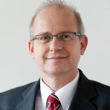 This image shows Norbert Frühauf