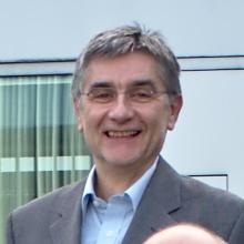 Dieses Bild zeigt Bernhard Mitschang