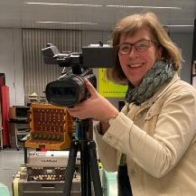 Kamerafrau: Katja Stefanie Engstler