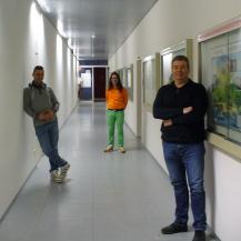 Das Team des Computermuseums