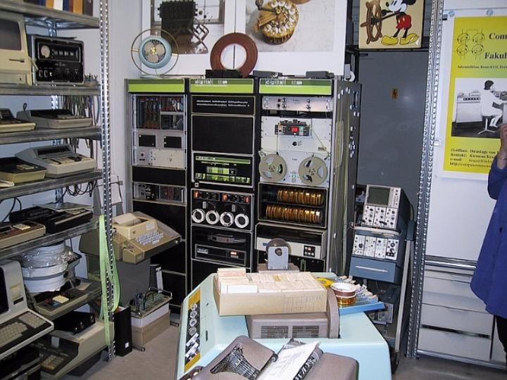 (c)  Computermuseum, Klemens Krause